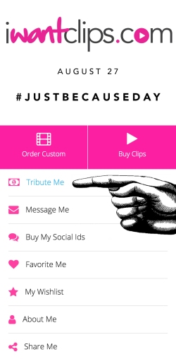 #justbecauseday-tribute