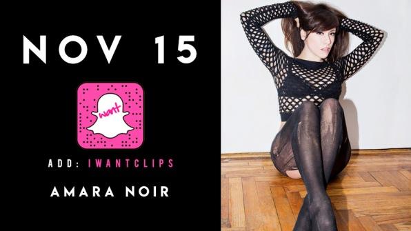 NOV15-AMARA NOIR